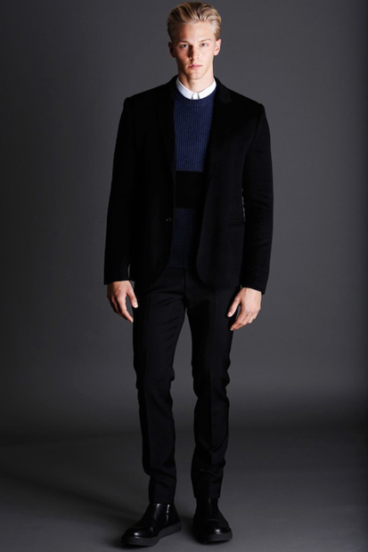 Image of Calvin Klein 2014 Pre-Fall Lookbook