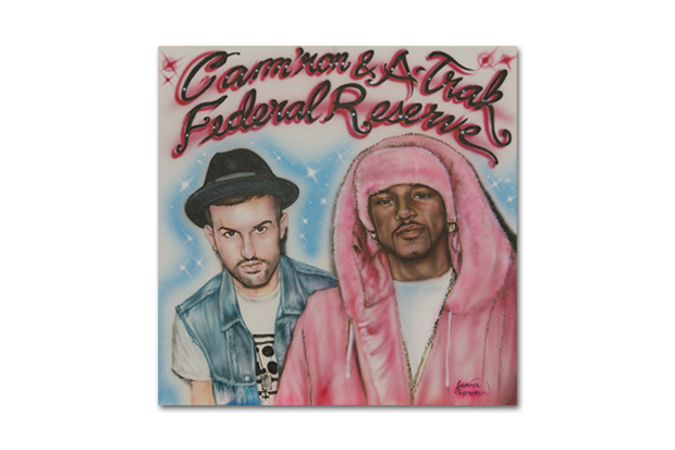 Image of Cam'ron & A-Trak – Humphrey