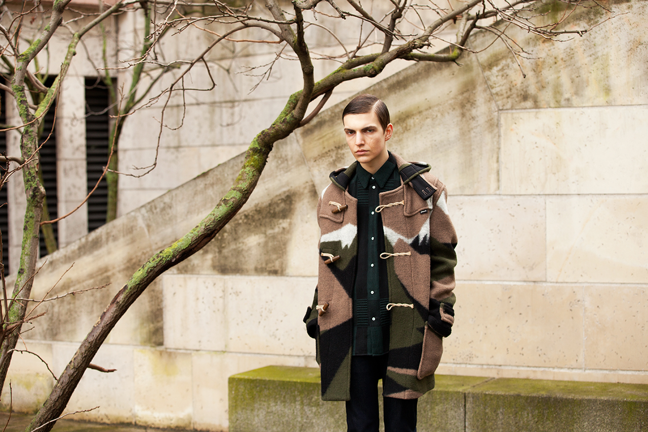 Image of A Walk Through Paris with (capsule) Show's 2014-15 Fall/Winter Collections