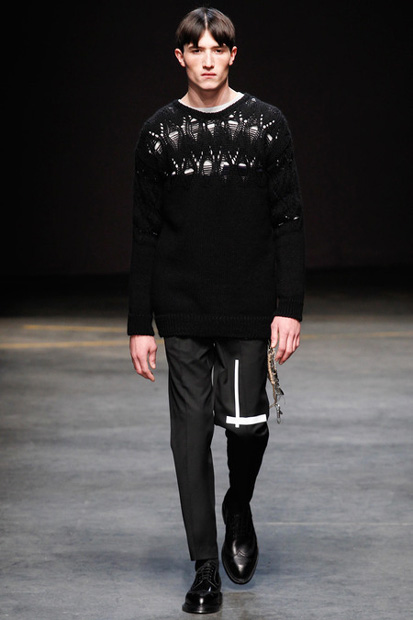 Image of Casely-Hayford 2014 Fall/Winter Menswear Collection