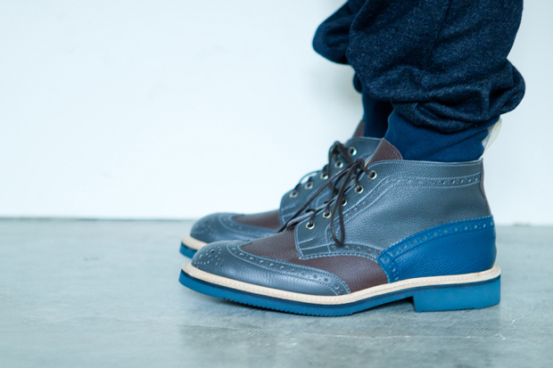 Image of CASH CA x Tricker's 2014 Spring Capsule Collection