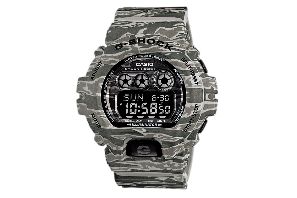 "Image of Casio G-Shock GD-X6900CM ""Camo"" Pack"