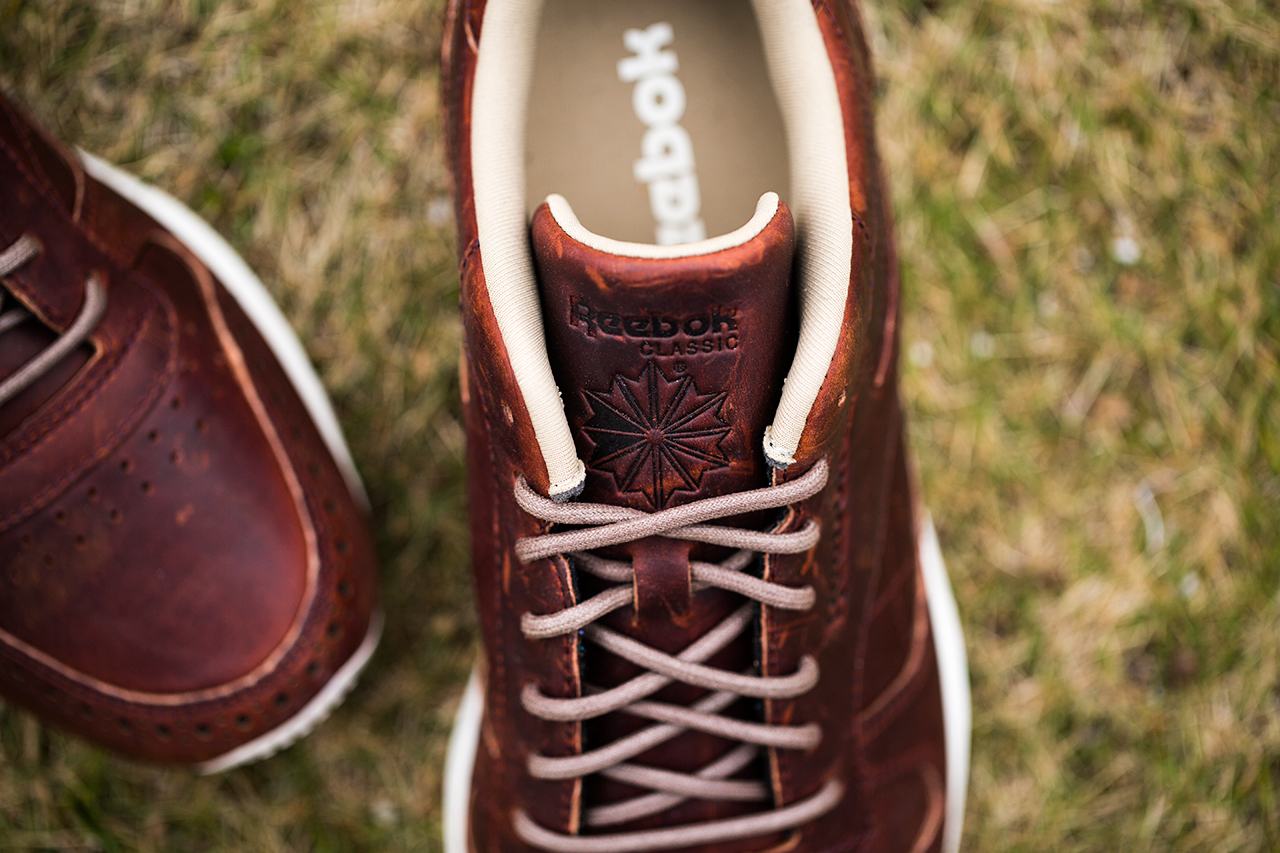 Image of CF Stead x Reebok Classic Leather Lux
