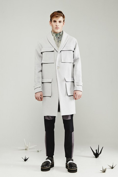 Image of Christian L'Enfant Roi 2014 Fall/Winter Lookbook