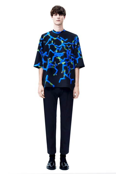 Image of Christopher Kane 2014 Fall/Winter Menswear Lookbook