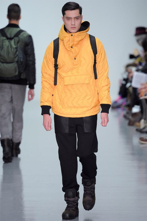 Image of Christopher Raeburn 2014 Fall/Winter Collection