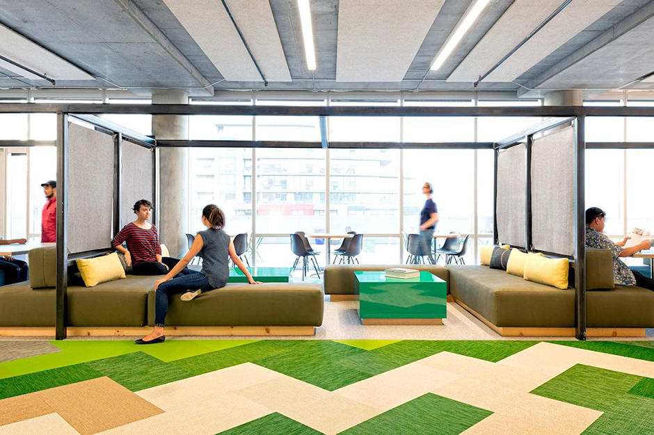 Image of Inside Cisco-Meraki's San Francisco Office