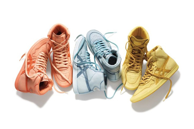Image of Coach x Onitsuka Tiger 2014 Footwear Collection