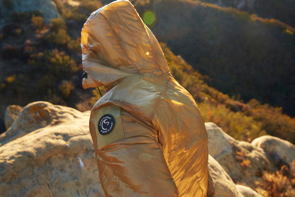 Image of COLDSMOKE Qannik Micro Ripstop Jacket