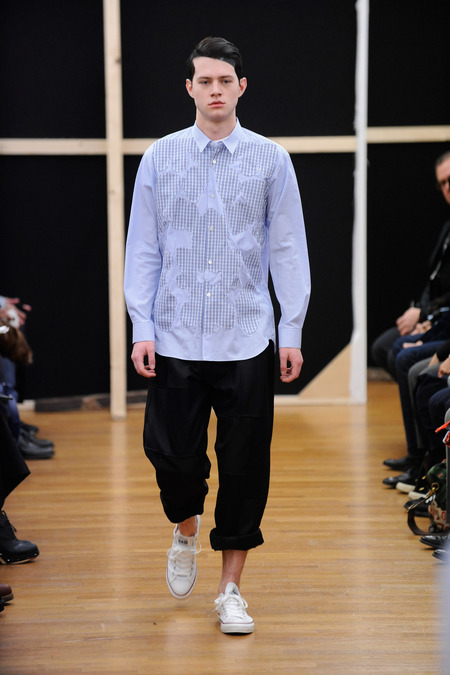 Image of COMME des GARÇONS SHIRT 2014 Fall/Winter Collection