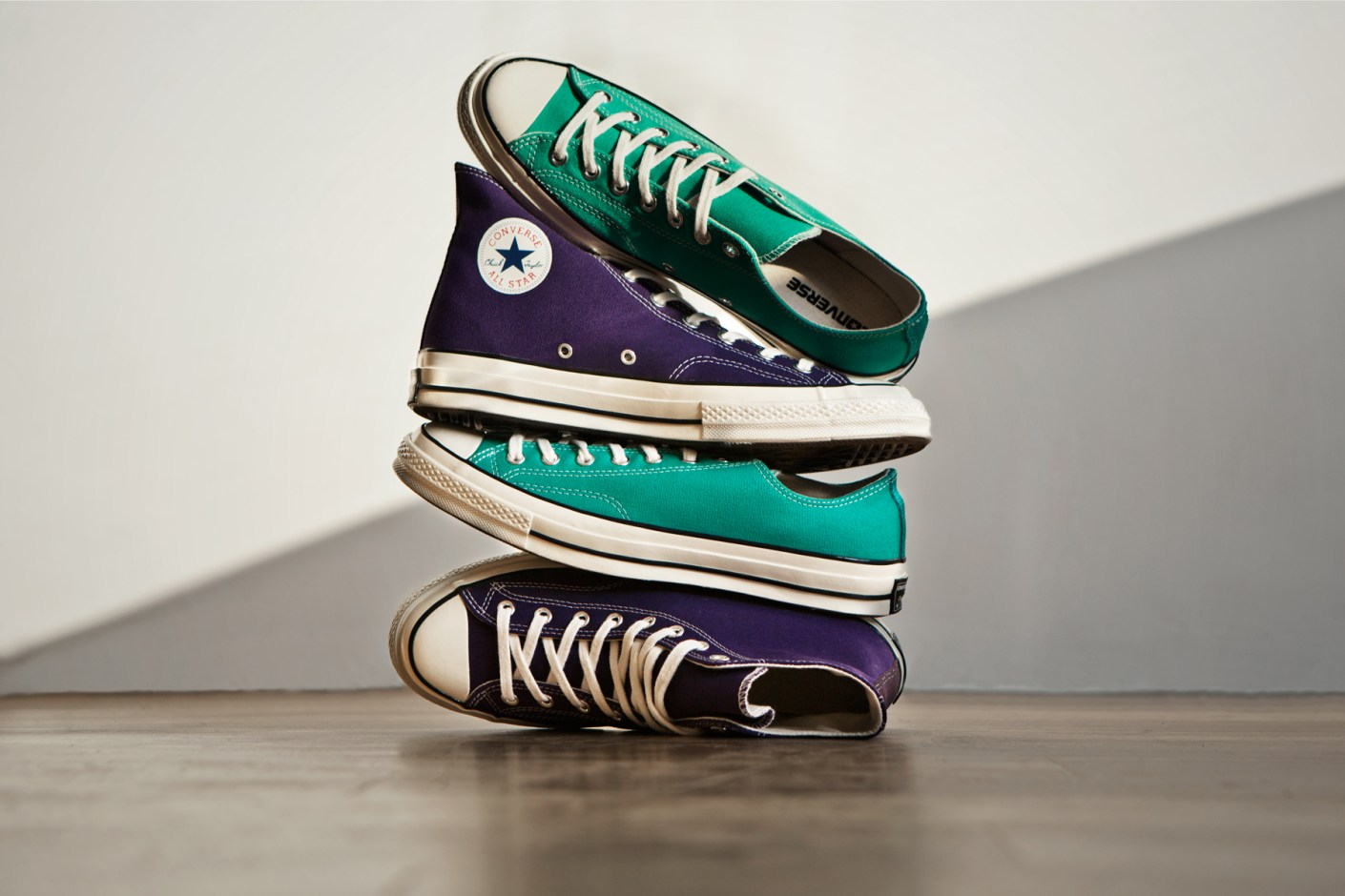 Image of Converse 2014 First String 1970s Chuck Taylor All Star Collection