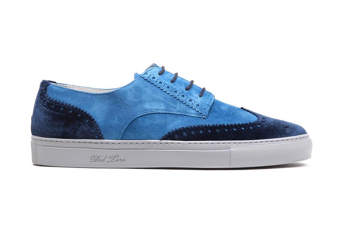 Image of Del Toro Wingtip Sneaker