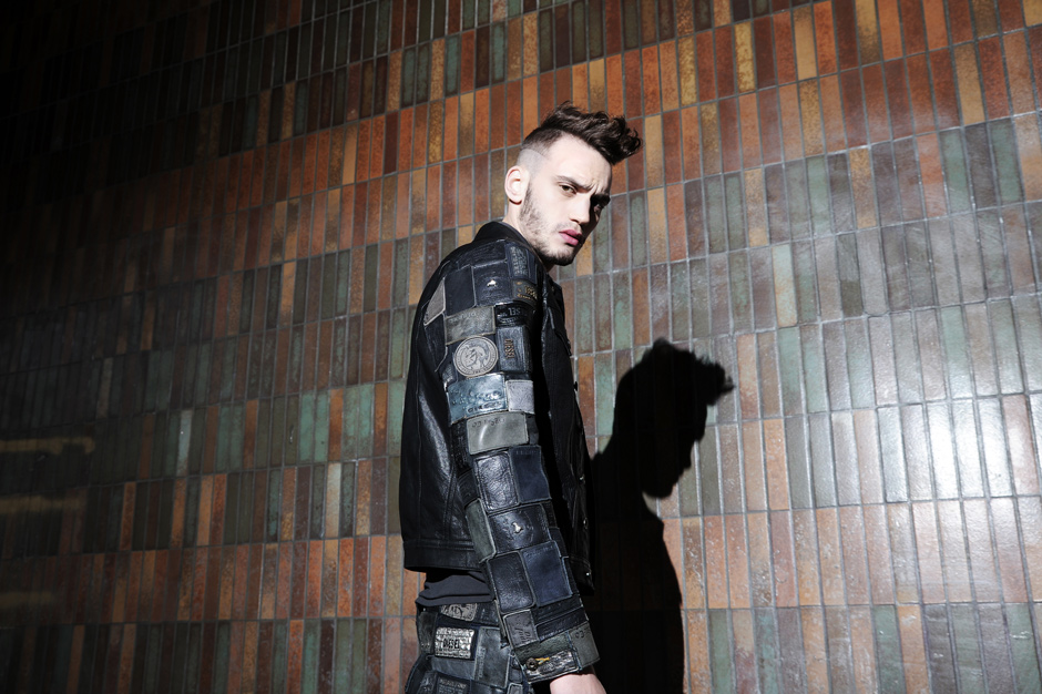 Image of #DIESELTRIBUTE Leather Collection