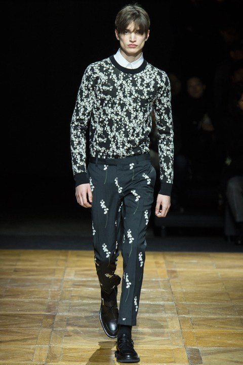 Image of Dior Homme 2014 Fall/Winter Collection