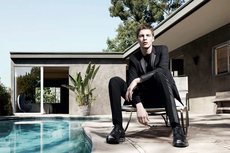 Image of Dior Homme 2014 Spring/Summer Campaign