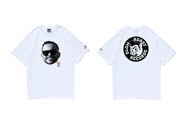 Image of DJ CRAZE x Stussy Commemorative T-Shirt