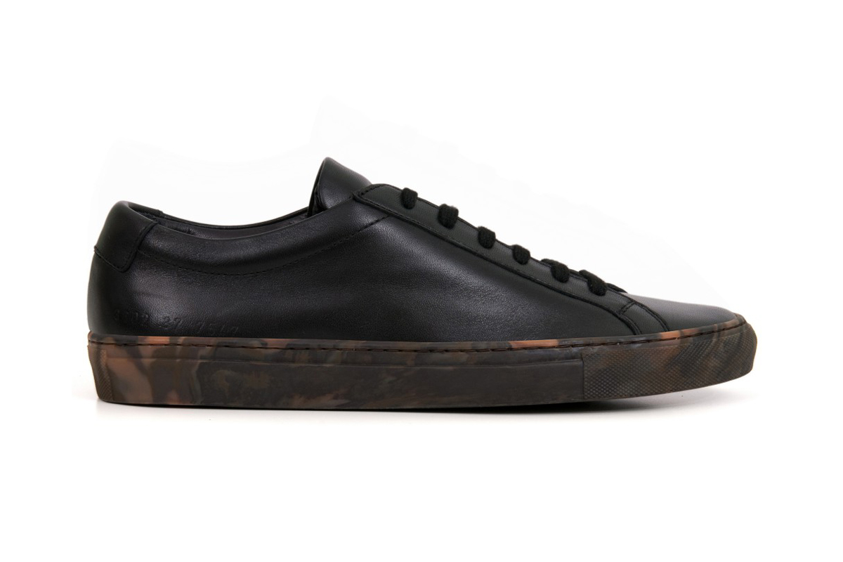 "Image of Dover Street Market x Common Projects Achilles ""Camouflage"""