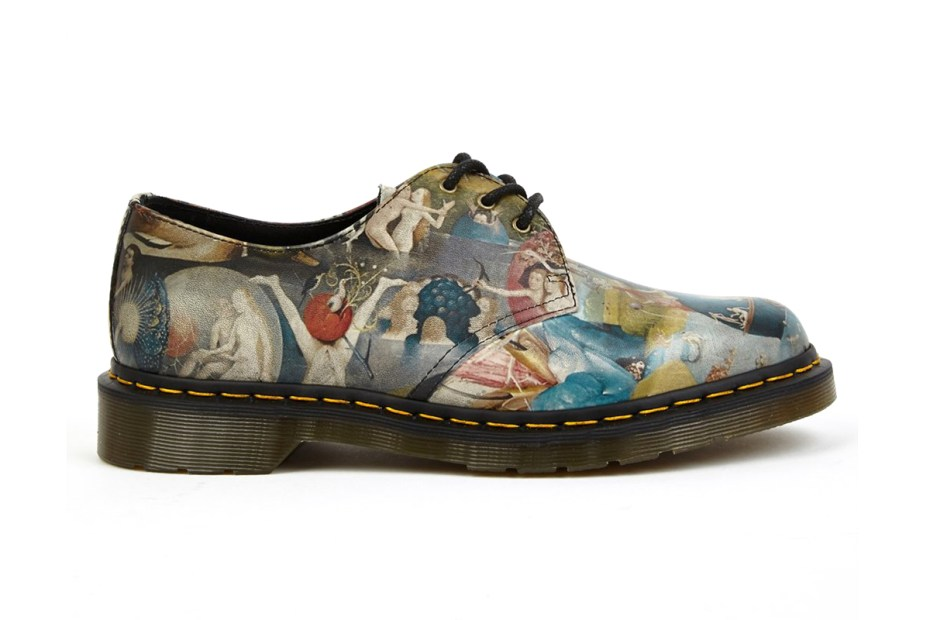 Image of Dr. Martens Hieronymus Bosch Heaven Three-Eye Shoes
