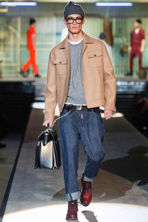 Image of Dsquared² 2014 Fall/Winter Collection