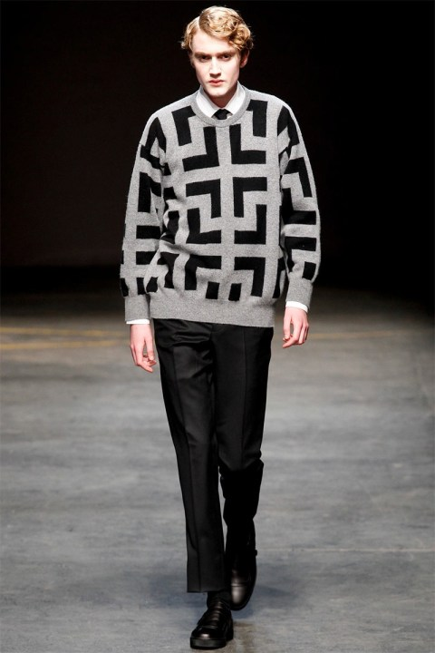 Image of E. Tautz 2014 Fall/Winter Collection