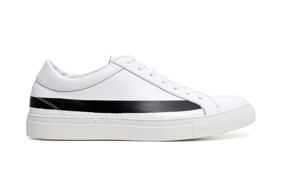Image of Erik Schedin for COMME des GARÇONS SHIRT 2014 Sneaker Collection