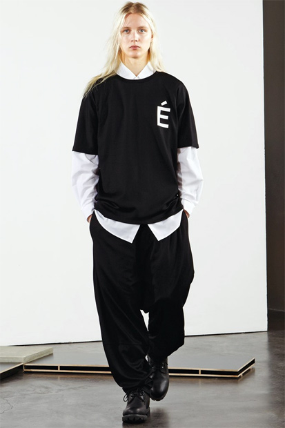 Image of Études 2014 Fall/Winter Collection
