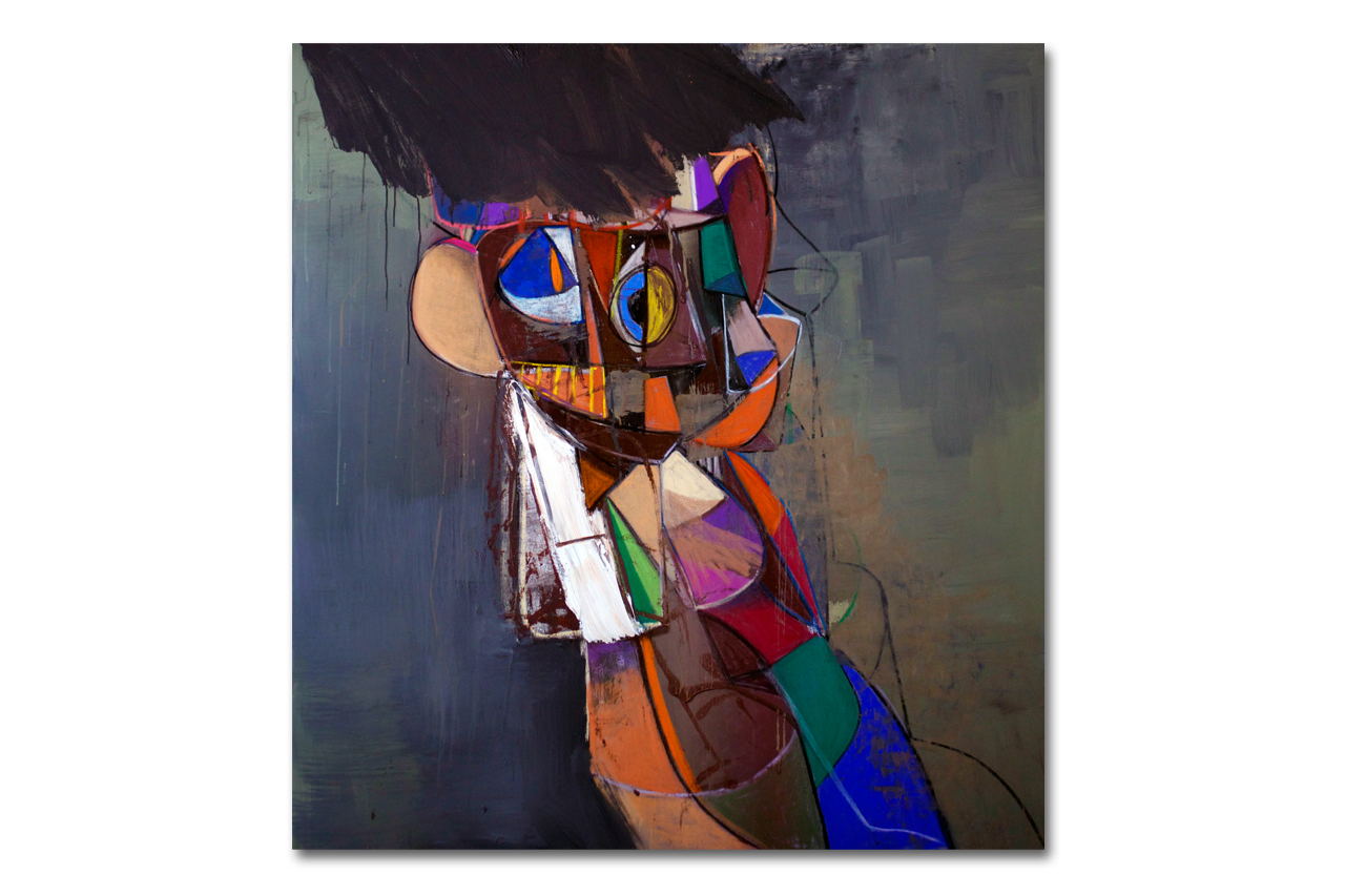 Image of George Condo @ Simon Lee Gallery