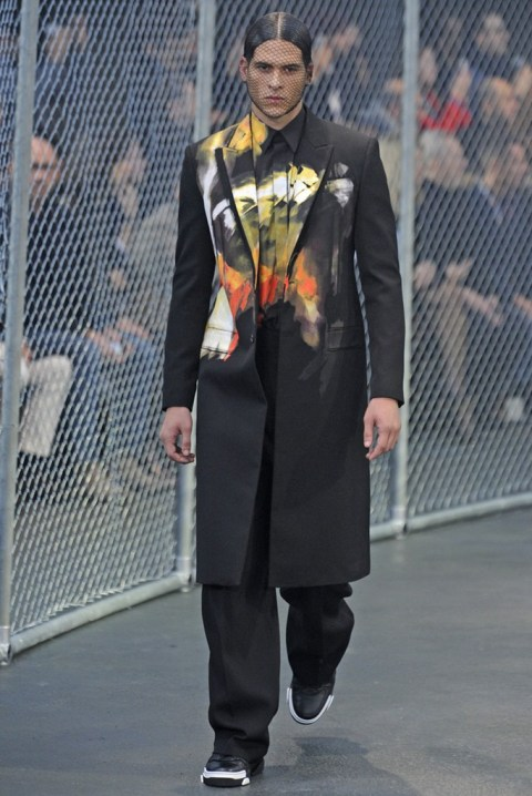 Image of Givenchy 2014 Fall/Winter Collection