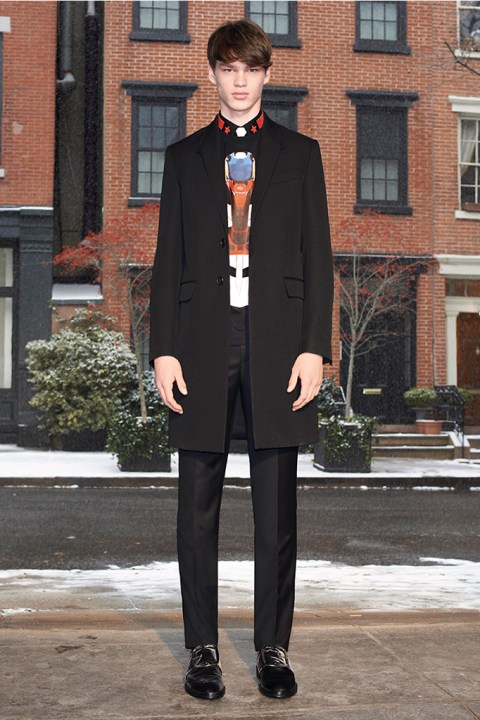 Image of Givenchy 2014 Pre-Fall Collection Preview