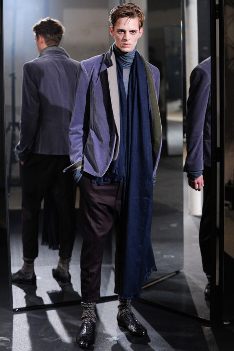 Image of Haider Ackermann 2014 Fall/Winter Collection