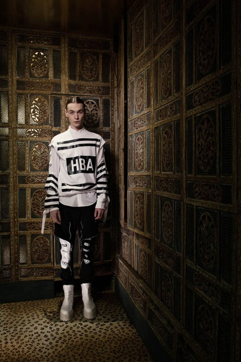 Image of Hood By Air Debuts 2014 Pre-Fall Classics Collection and Announces New Online Store