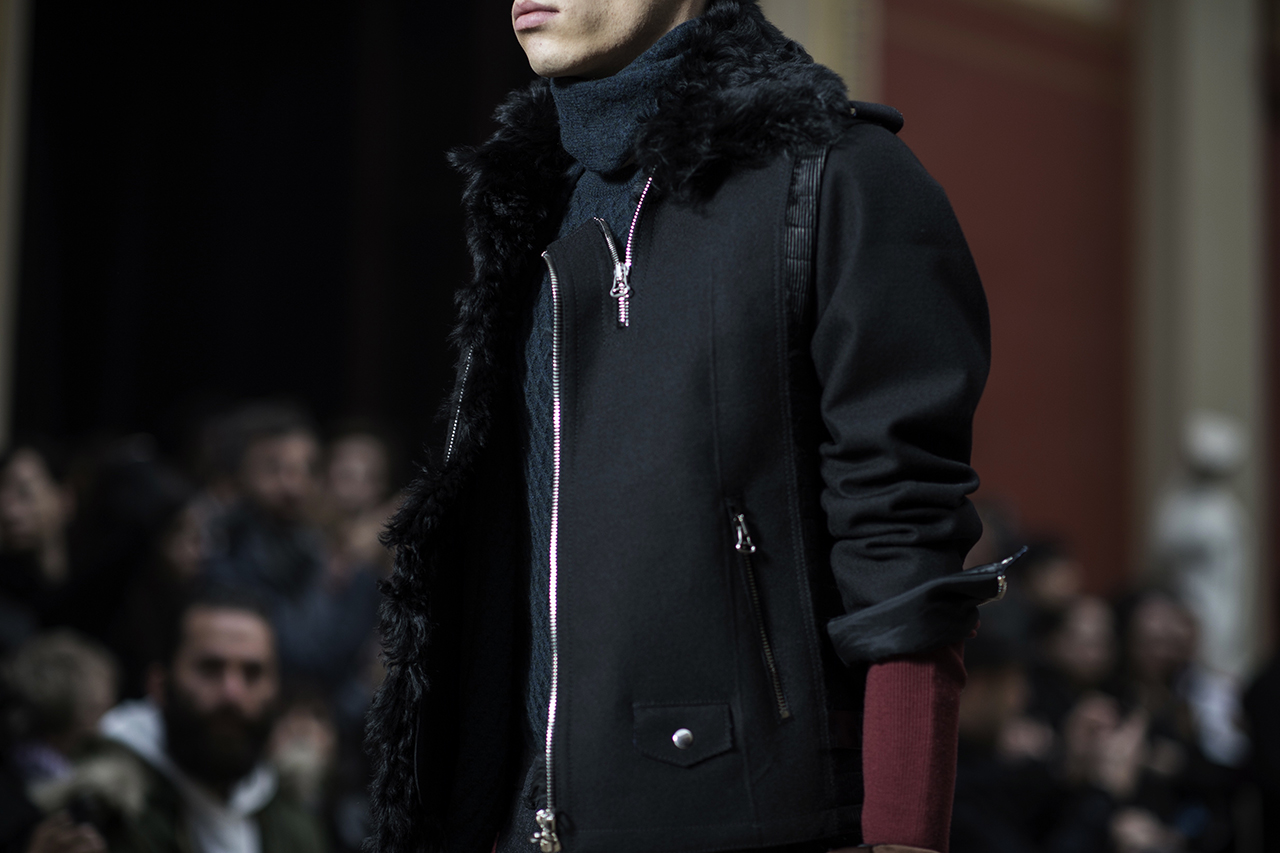 Image of HYPEBEAST and Dapper Lou Check Out Lanvin's 2014 Fall/Winter Runway Show
