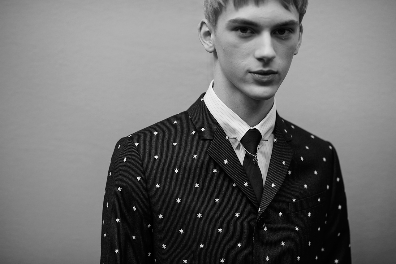 Image of HYPEBEAST Goes Backstage at Dior Homme's Fall/Winter 2014 Show with Dapper Lou