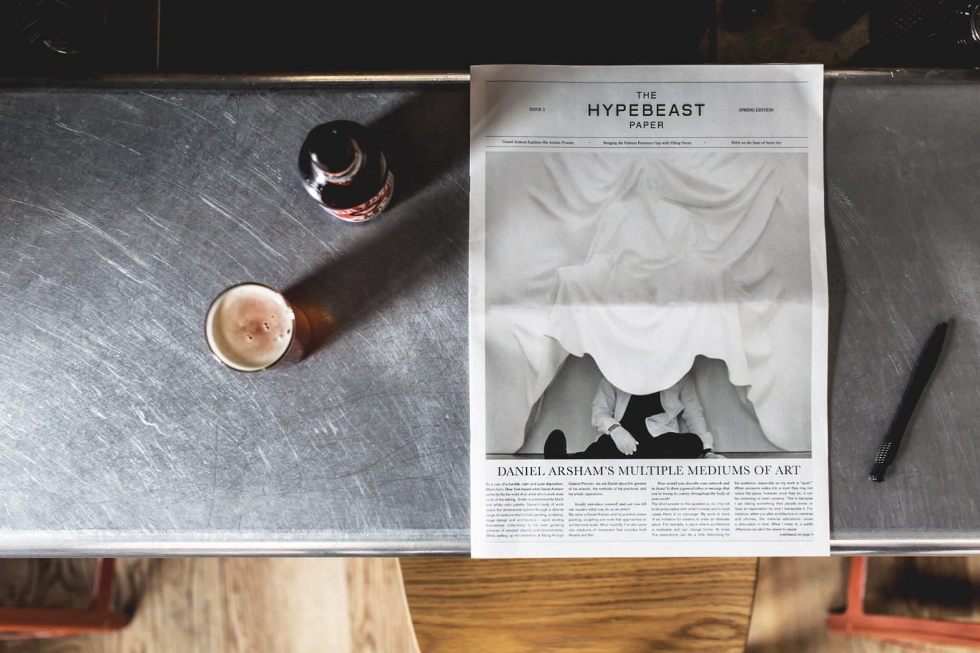 Image of HYPEBEAST Paper Issue 2: Spring Edition