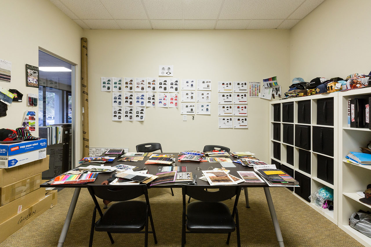 Image of HYPEBEAST Spaces: The Offices of Flat Fitty