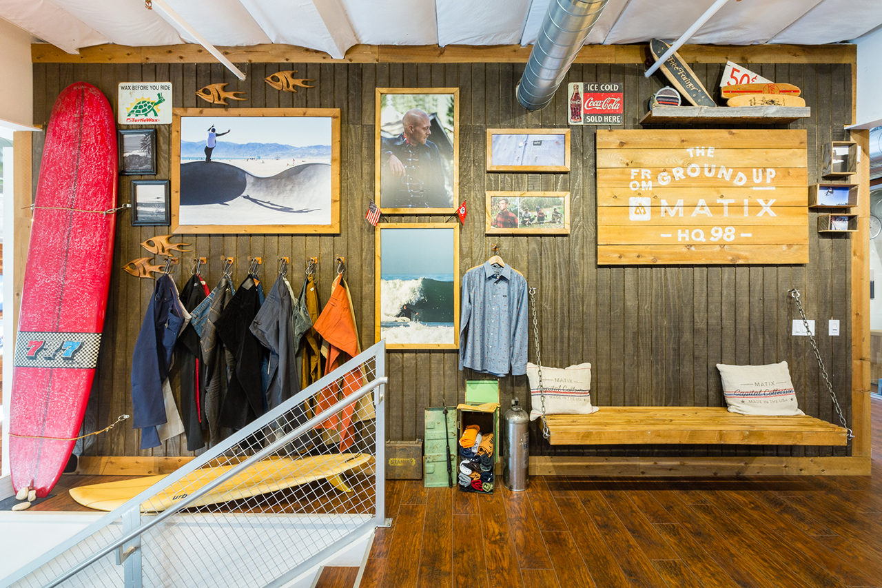 Image of HYPEBEAST Spaces: Westlife Distribution Inc. featuring 686, New Balance Numeric and Matix