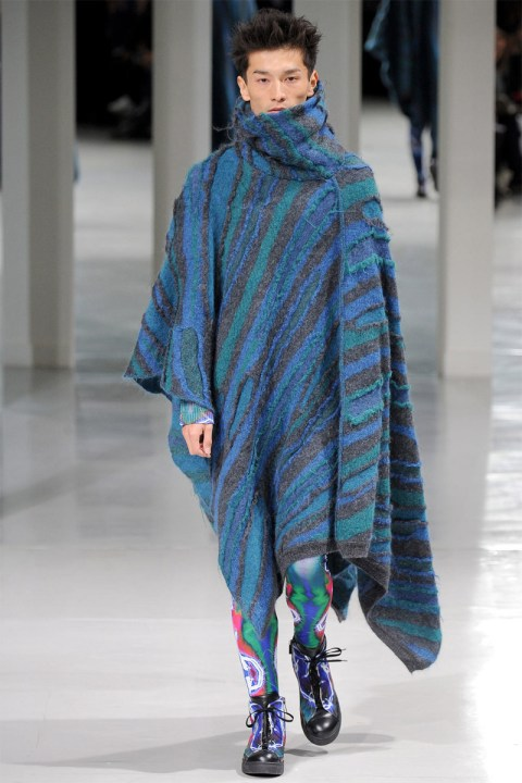 Image of Issey Miyake 2014 Fall/Winter Collection