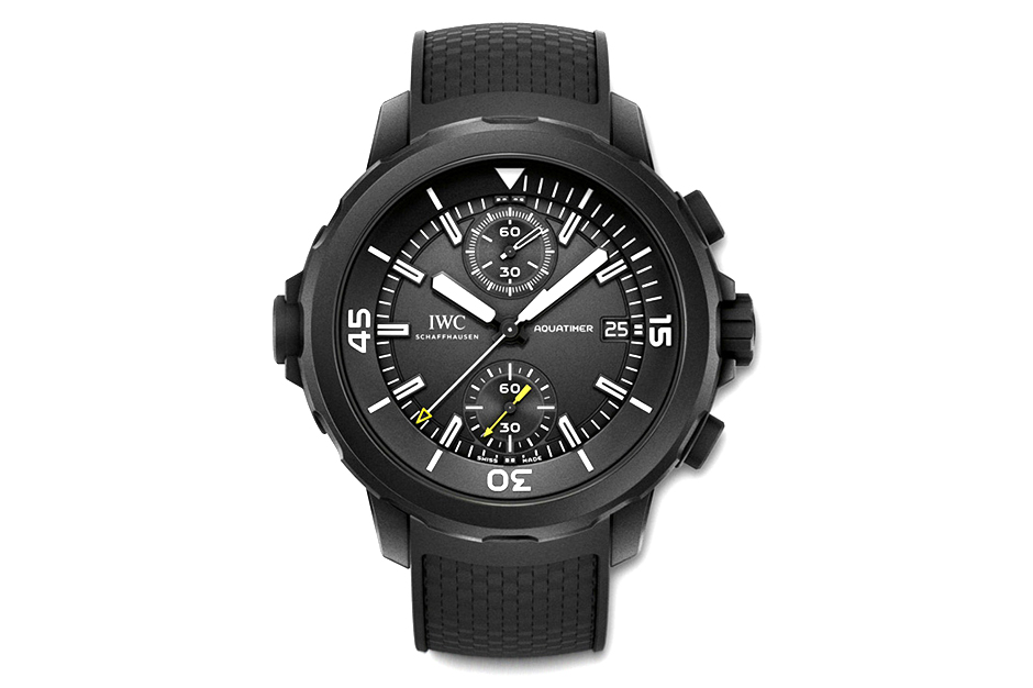 Image of IWC 2014 Aquatimer Special Edition Collection