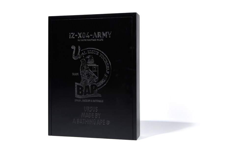 Image of  izzue ARMY x URSUS BAPE 2014 Capsule Collection