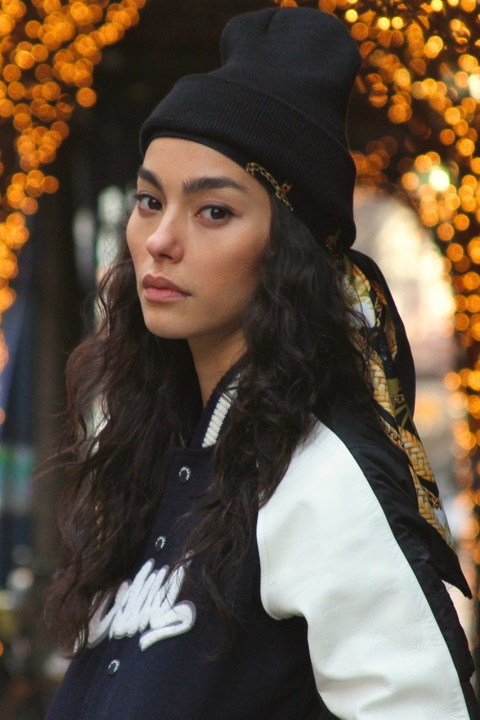 Image of izzue ARMY x URSUS BAPE 2014 Editorial featuring Adrianne Ho
