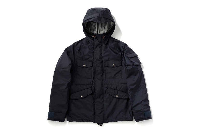 Image of Jose Parla x Bal Original 2014 eVent Mountain Parka
