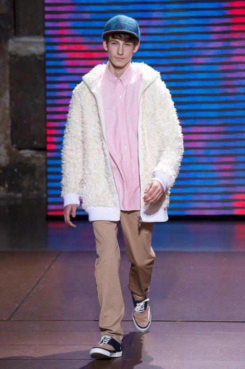 Image of Julien David 2014 Fall/Winter Collection