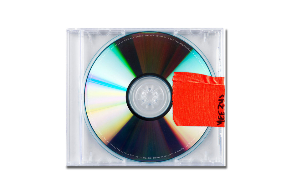 Image of Kanye West's 'Yeezus' Now Certified Platinum