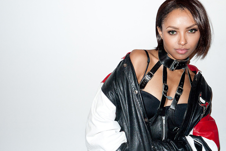 Image of Kat Graham Visits Terry Richardson's Studio