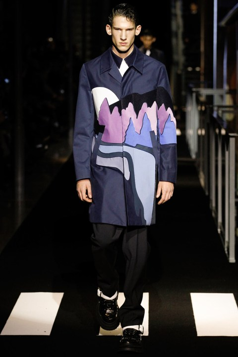 Image of KENZO 2014 Fall/Winter Collection