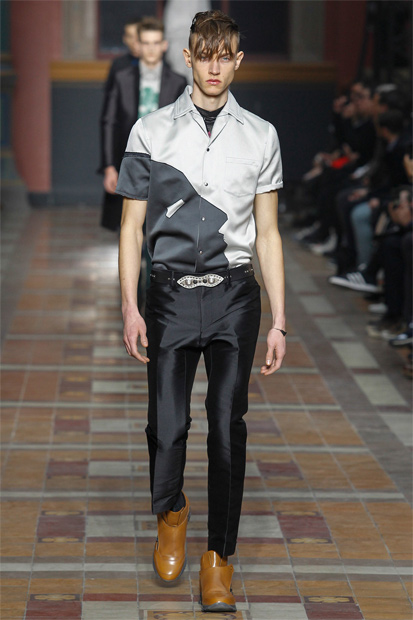 Image of Lanvin 2014 Fall/Winter Collection