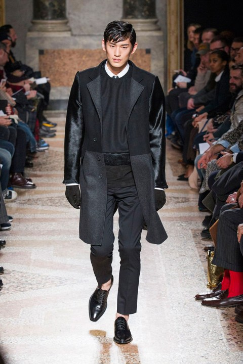 Image of Les Hommes 2014 Fall/Winter Collection