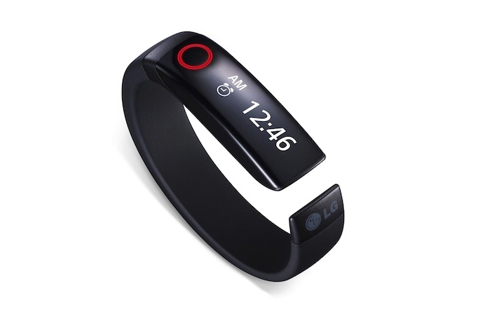 Image of LG Lifeband Touch