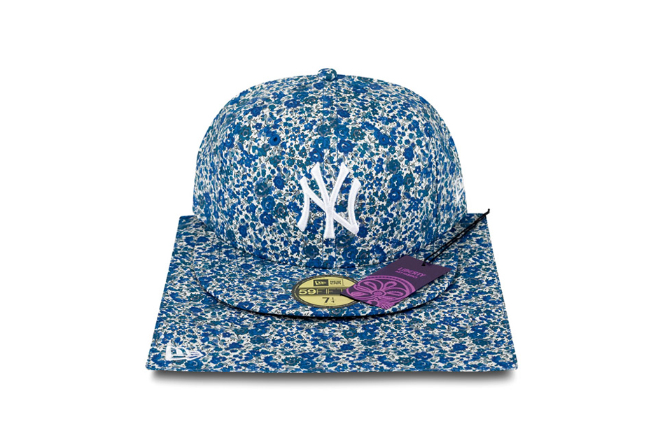 Image of Liberty x New Era 2014 Spring Capsule Collection