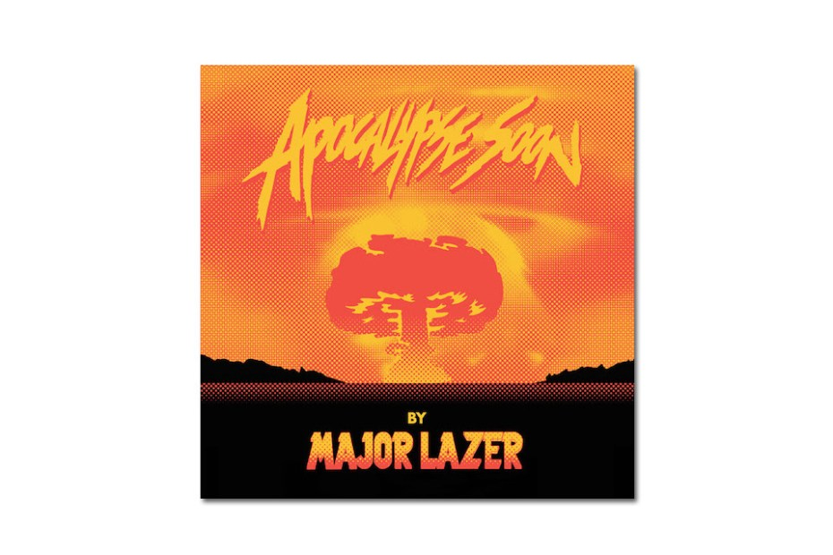 Image of Major Lazer featuring Pharrell – Aerosol Can